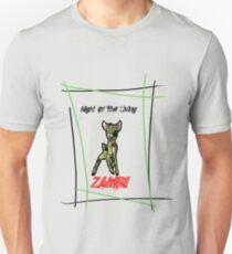 Night Of The Living Zambi! Unisex T-Shirt
