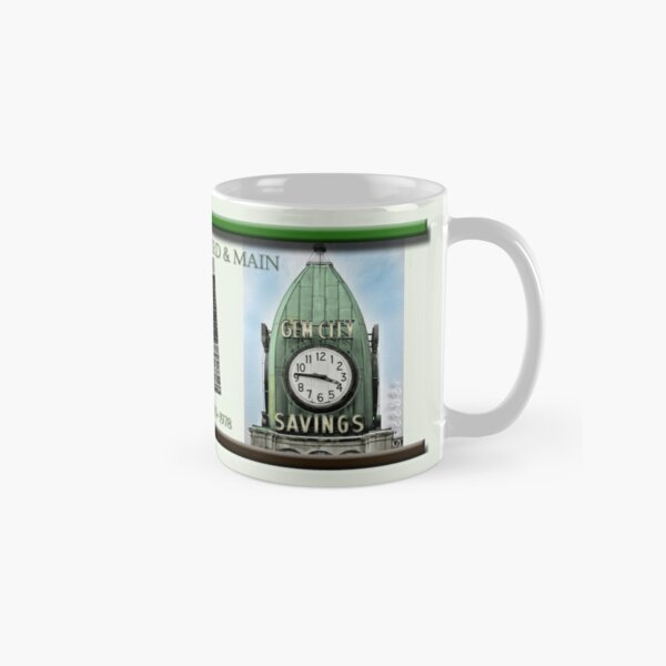 Gem City Clock Mug Classic Mug