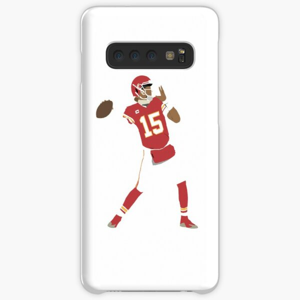 Patrick Mahomes Sticker Samsung Galaxy Snap Case