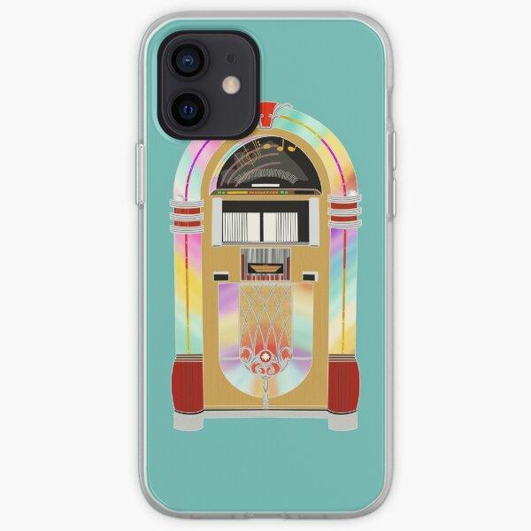 Vintage Jukebox  iPhone Soft Case