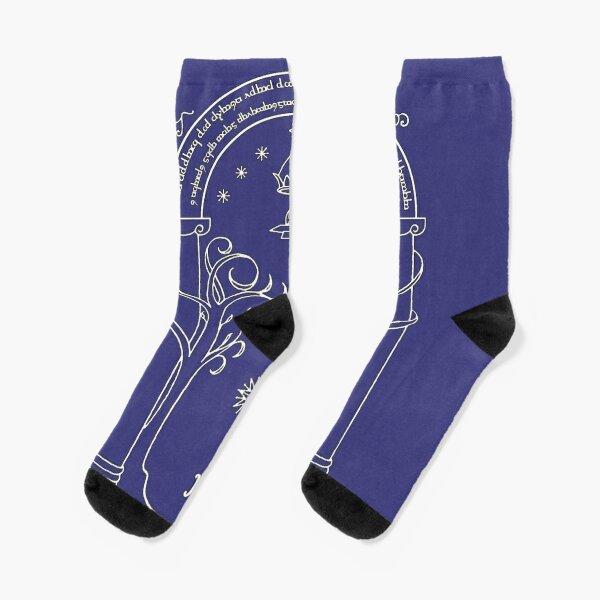 Moon Gate  Socks