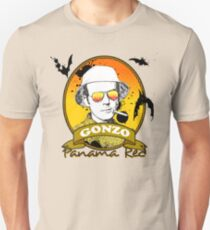 Panama Red - Hunter S Thompson T-Shirt