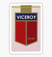 Mac Demarco's Viceroy Sticker