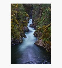 The Little River Photographic Print