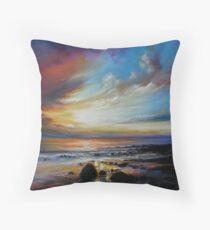 Beara sunset Throw Pillow