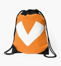 Vector Logo (Despicable Me) Drawstring Bag