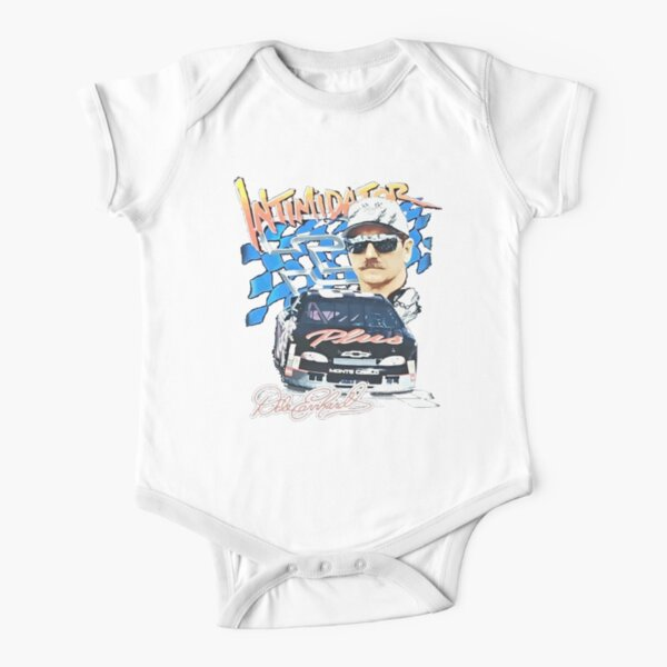 Dale Earnhardt The Intimidator Short Sleeve Baby One-Piece