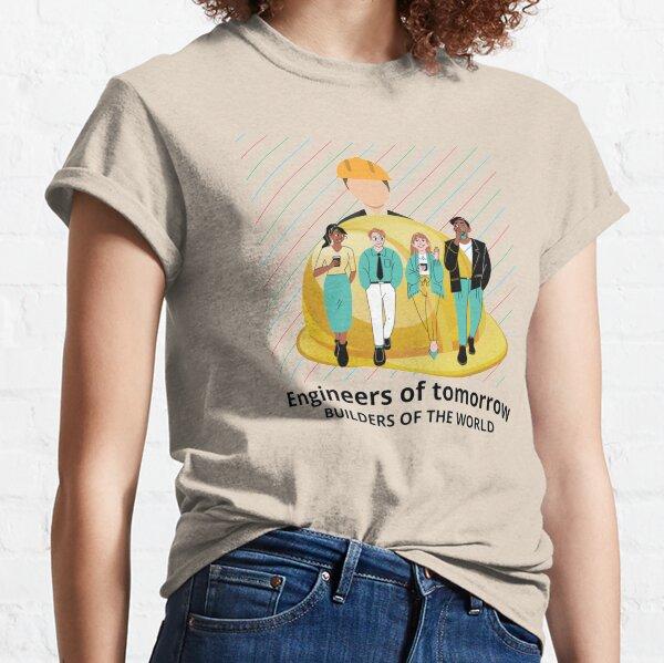 FUTURE ENGINEERS Classic T-Shirt