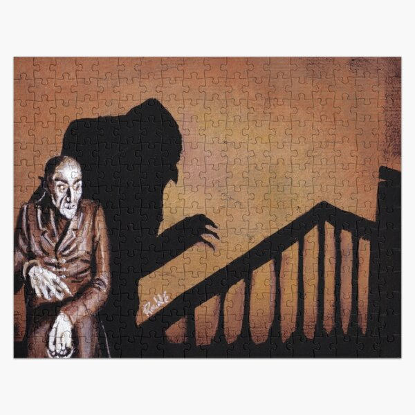 A Symphony of HORROR! Jigsaw Puzzle