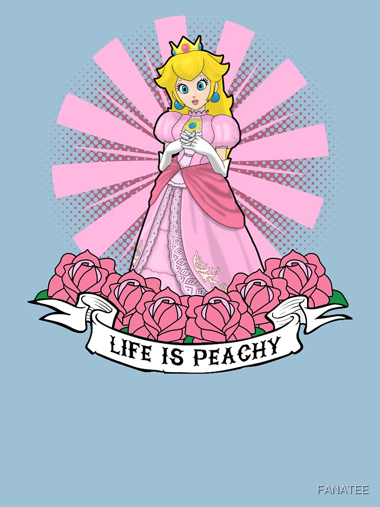 Life Is Peachy | Women's T-Shirt