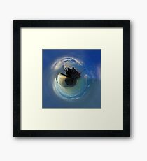 ©HCS Mini World II Framed Print