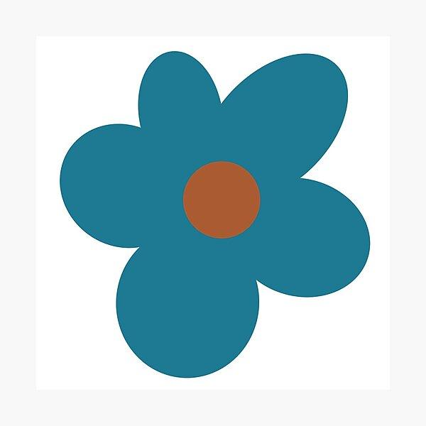 Golf Le Fleur flower blue\