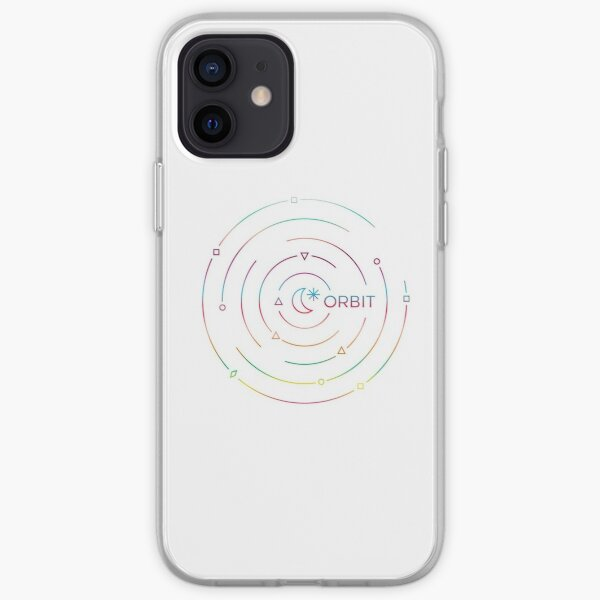 LOONA'S Orbit Logo Coque souple iPhone