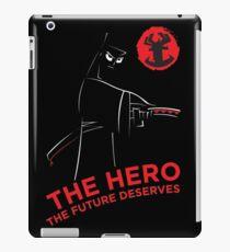Samurai Hero iPad Case/Skin