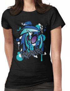 vinyl pony  Womens Fitted T-Shirt