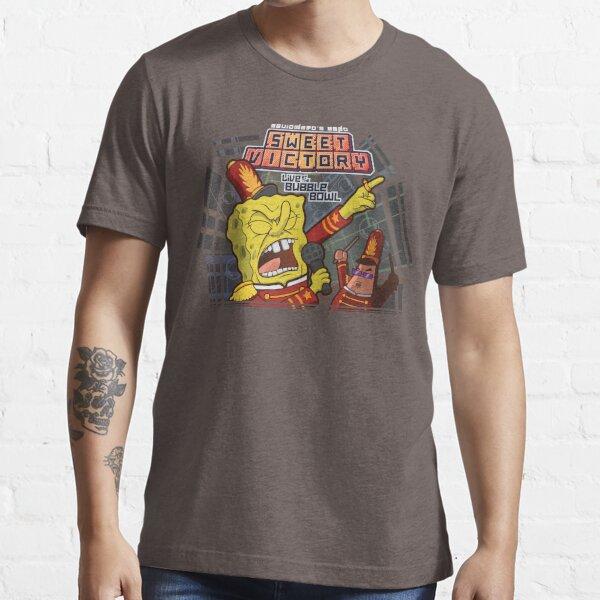 Bikini Bottom Tour 2001 Essential T-Shirt
