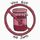 You got no jams (literally) - Rap Monster (BTS) by Duckiechan