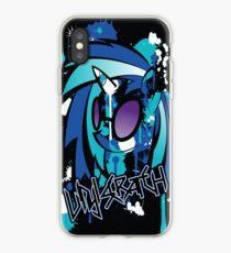 vinyl pony iPhone Case