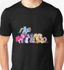 mane six /new T-Shirt