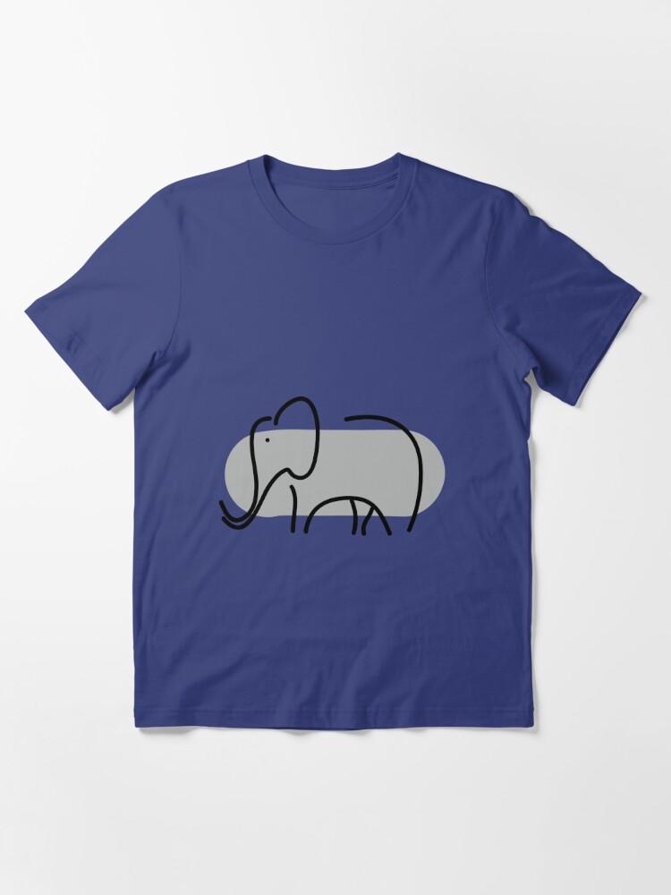 Alternate view of elephant Essential T-Shirt