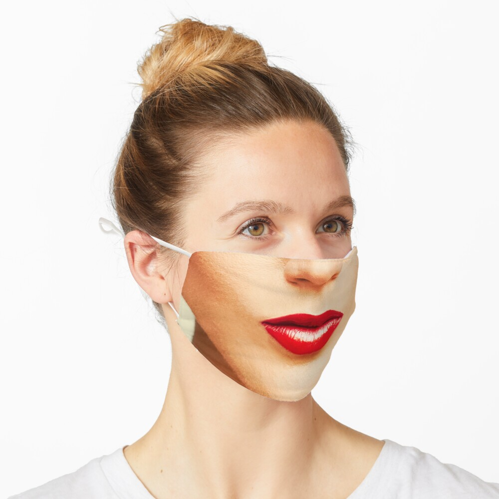 Pretty Girl Mask