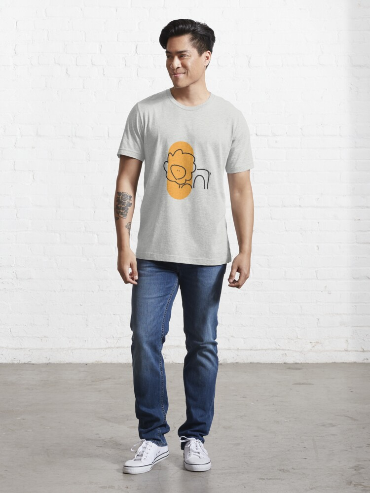 Alternate view of lion Essential T-Shirt
