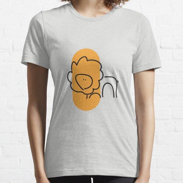 lion Essential T-Shirt