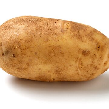Potato  by WEAWAD1T
