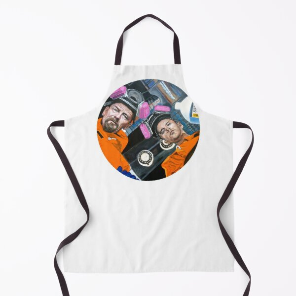 For Every Problem There Is a Solution Apron