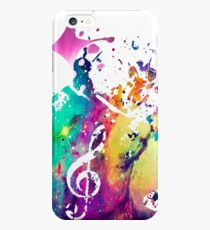 Music Galaxy Case iPhone 6s Plus Case