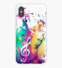 Music Galaxy Case iPhone Case/Skin