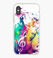 Music Galaxy Case iPhone Case