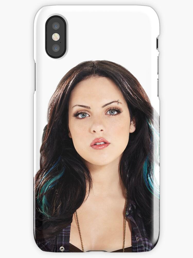 Elizabeth gillies jade west iphone case iphone cases covers by elizabeth gillies jade west iphone case by nylondesigns voltagebd Choice Image
