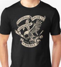National Machete Association - Official Seal Unisex T-Shirt
