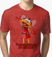 Zoe the Wasp Tri-blend T-Shirt