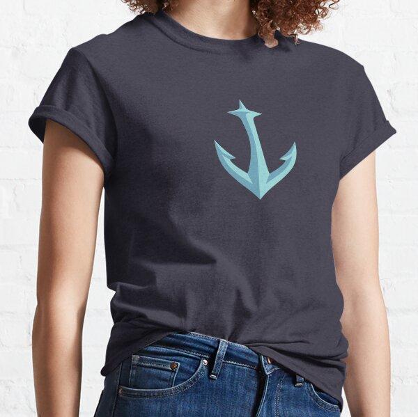 Seattle Kraken Anchor Classic T-Shirt