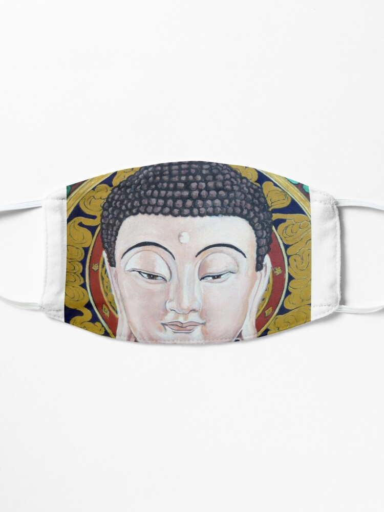 Alternate view of Goddess Tara Mask