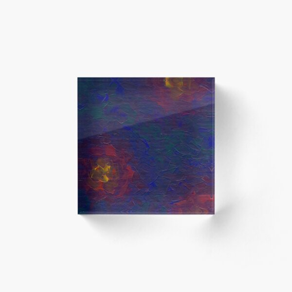 Healing Acrylic Block