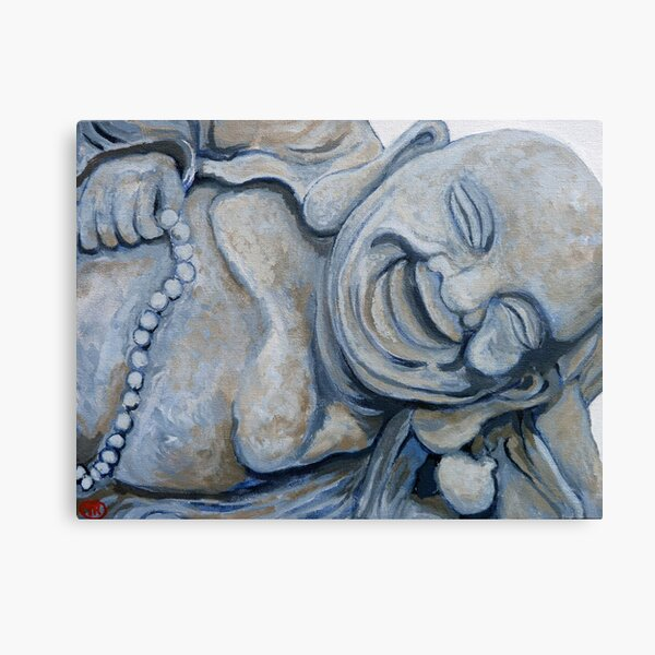 Buddha Bella Canvas Print