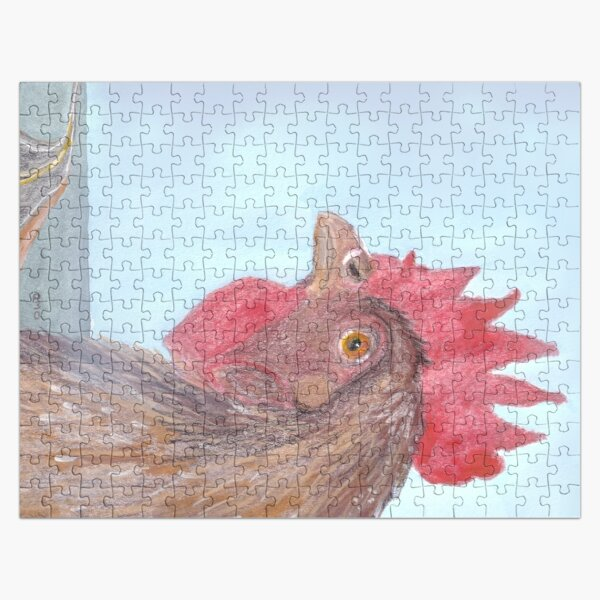 A Pensive Moment Jigsaw Puzzle