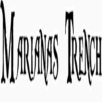 Marianas Trench - Shirt by Trenchersnz