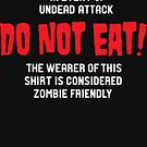 Do Not Eat! by Robin Lund