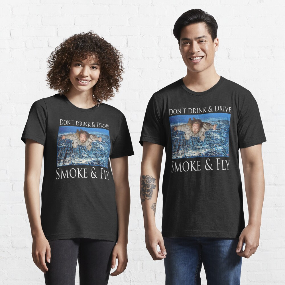 Smoke and Fly Essential T-Shirt