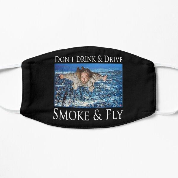 Smoke and Fly Flat Mask