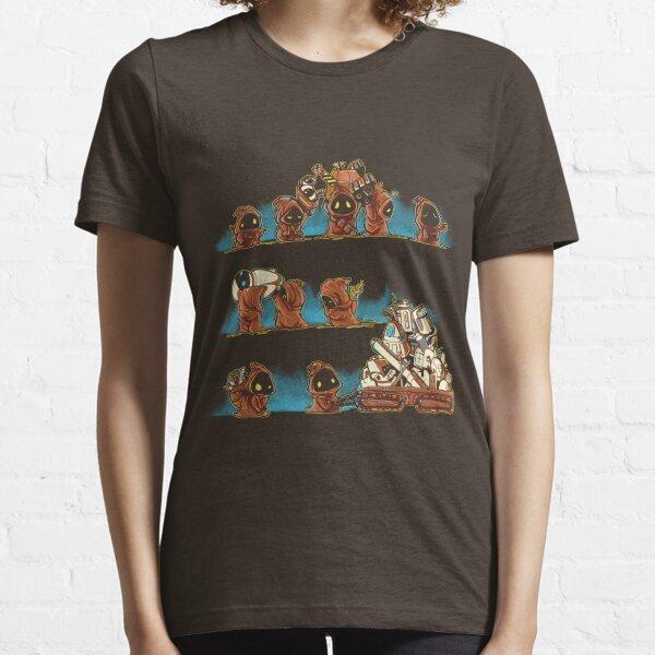 Jawas (wrong robots) Essential T-Shirt
