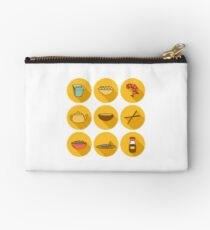 Asian Food! Studio Pouch