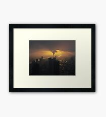 Sky is over Framed Print