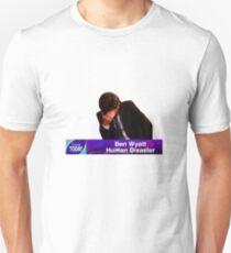 Ben Wyatt, Human Disaster Slim Fit T-Shirt