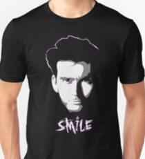 Kilgrave: Smile (white on dark colors) T-Shirt