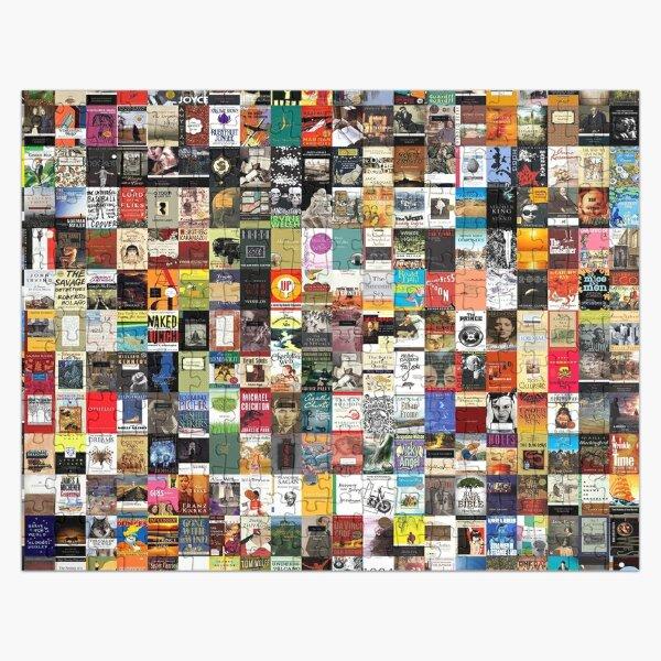 Classic Books Jigsaw Puzzle